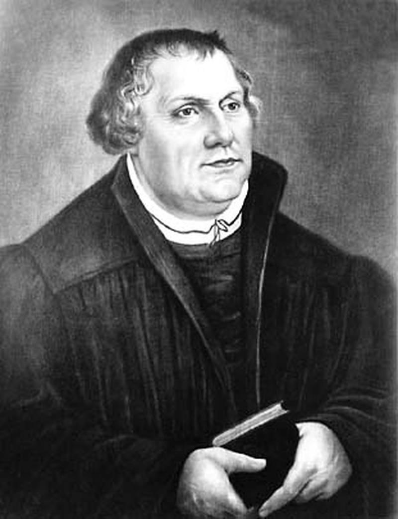 Martin Luther la grunnlaget for det første NAV, trygdekassen.