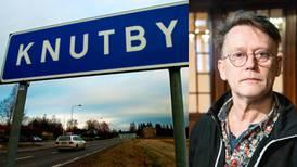 Skal forske på Knutby
