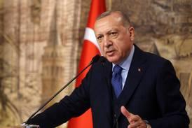 Erdogan kastar ut kristne