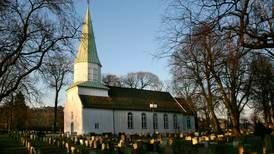 Kirkegård i Kristiansand utsatt for hærverk