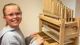 I Narvik bygger 11-åringene sitt eget orgel