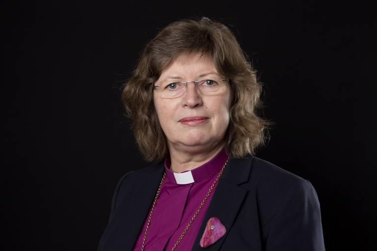 """SPESIELT: For biskop Ingeborg Midttømme har bibelverset """"Frykt ikke"""" betydd mye for hennes kall til prestetjeneste."""