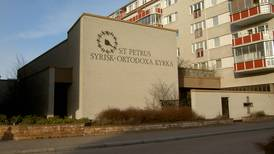 Flere døde av koronaviruset i kirke i Stockholm