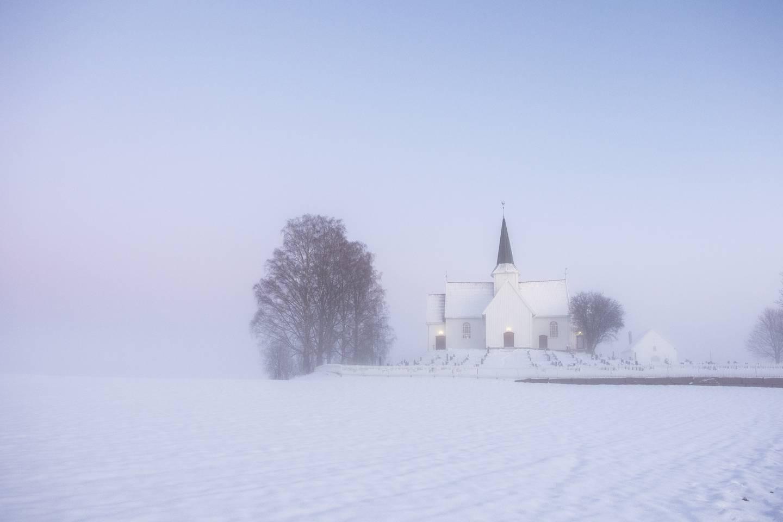 Gudstjenesten i Gjerdrum Kirke