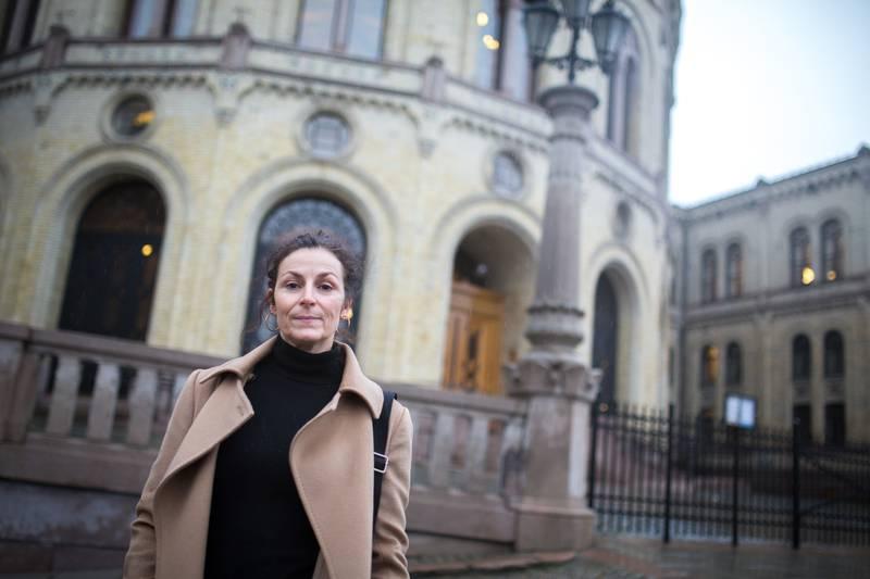 Religionshistoriker Ingrid Vik