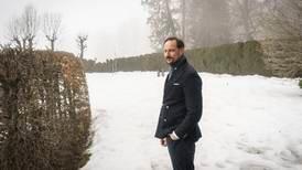 Kronprins Haakon takker mor - og andre modige kvinner
