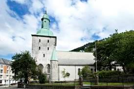 Hun er ny kirketopp i Bergen