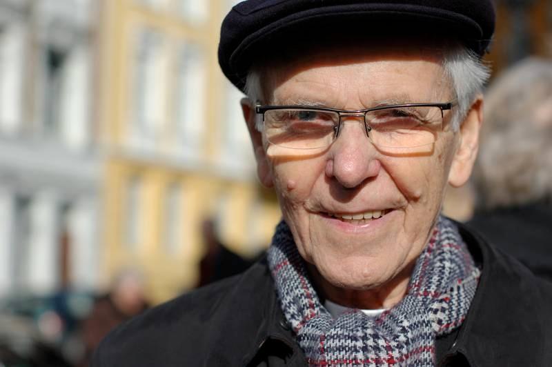 Ole Nordhaug, far til Halvor Nordhaug og tidligere biskop i Møre (1983-1991).