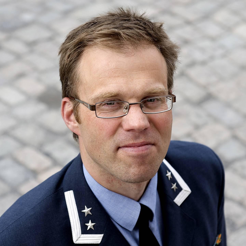 Harald Høiback, Nestkommanderende Forsvarets museer.