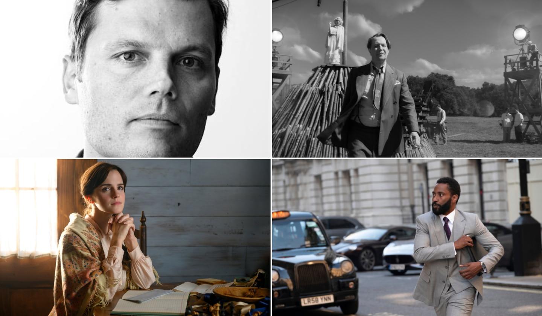 GAMLE KJENTE: De erfarne regissørene David Fincher og Christopher Nolan har sammen med skuespiller og regissør Greta Gerwig laget årets beste filmer, ifølge Einar Aarvig.