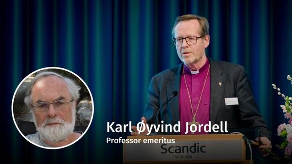 Biskop Nordhaug bør beklage