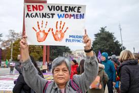 Volden mot kvinner øker under koronapandemien