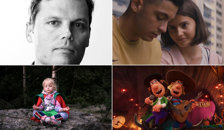 TIL UNGDOMMEN: På Einar Aarvigs norske toppliste for 2020 er det filmer for barn og unge som dominerer.