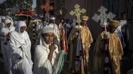 Kirker har blitt krigsmål i Tigray