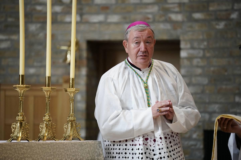 Biskop Bernt Eidsvig