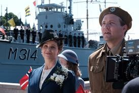 Atlantic Crossing nominert til Emmy