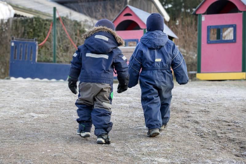 I alt ble det gjennomført 243 adopsjoner i Norge i fjor. Foto: Gorm Kallestad / NTB