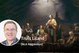 Hvordan kan kirken i dag inspireres av arven etter Hans Nielsen Hauge?