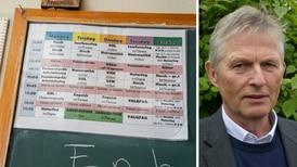 Vi i friskolesektoren er vant med en kjølig holdning til friskoler fra sentralt hold i Den norske kirke