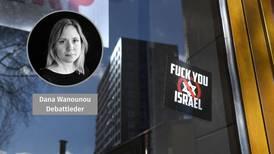 Skammen over Israel