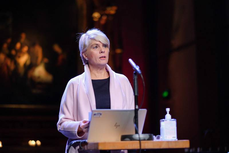 Det har vært kjent at det kan være tøft for ansatte med LHBT-identitet i Den norske kirke, ifølge Kristin Gunleiksrud Rauum, leder for Kirkerådet.