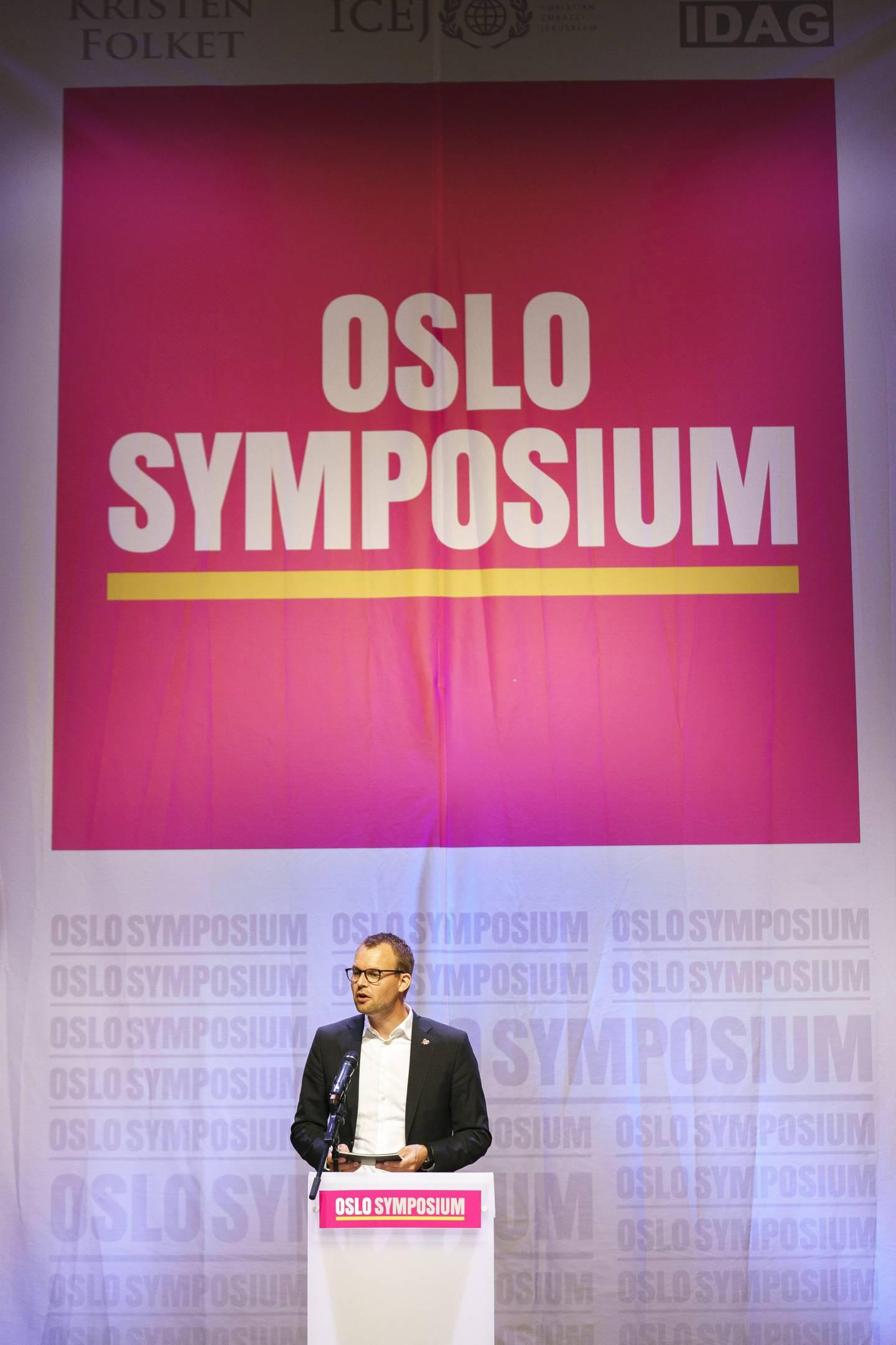 Oslo symposium 2021