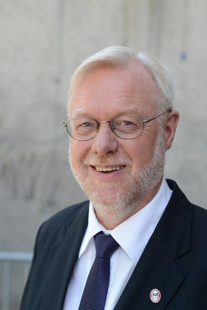 Roar G. Fotland, førsteamanuensis i misjonsvitenskap ved MF Vitenskapelig Høyskole (MF)
