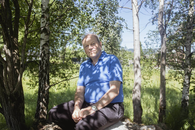 Tore Bjørgo, leder C-Rex - senter for forskning på høyreekstremisme ved Universitetet i Oslo