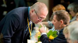 Hareide avviser at Bekkevolds vielse av Mona Høvset svekket sjansene hans i retningsvalget