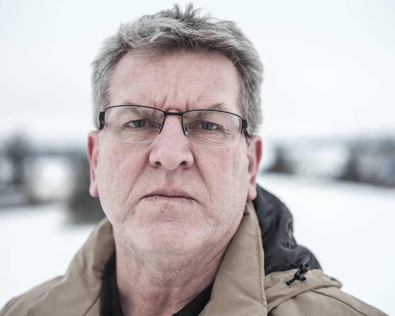 Jan-Tore Bariaas (60) føler seg liten. Han takker for å være i live. Og han ønsker seg en ro han ikke verdsatte ordentlig før raset gikk.