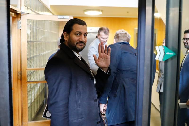 Generalsekretær i Islamsk Råd Norge, Mehtab Afsar.