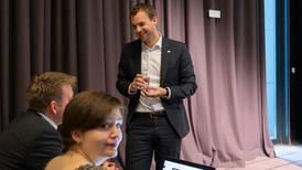 Delte meninger i KrFU om moderpartiets valgkampstrategi