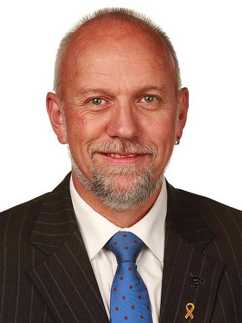 Morten Ørsal Johansen, stortingsrepresentant