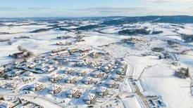 Gjerdrum-beboere må flytte hjem tross motvilje