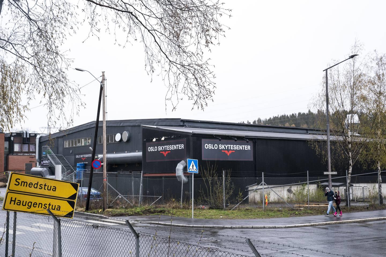 Oslo skytesenter