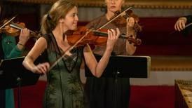 Vilde Frang leverer en gnistrende Bach