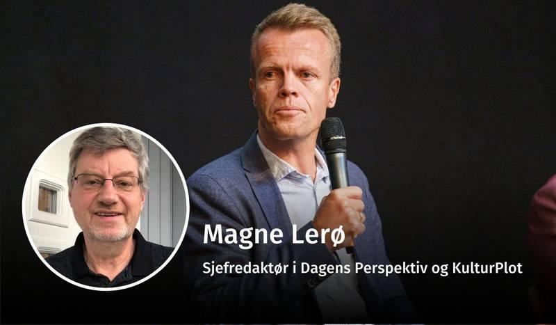Magne Lerø, NLM, debatt