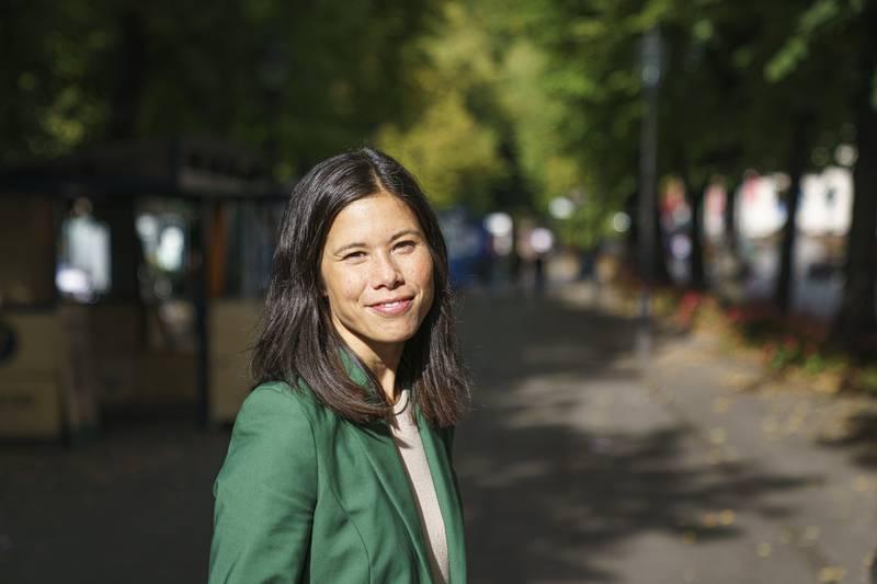 Lan Marie Nguyen Berg, Miljøpartiet De Grønne.
