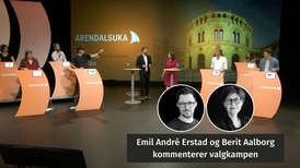 Snyen (SU) og Svenneby (Unge Høyre) vant ungdomsdebatten