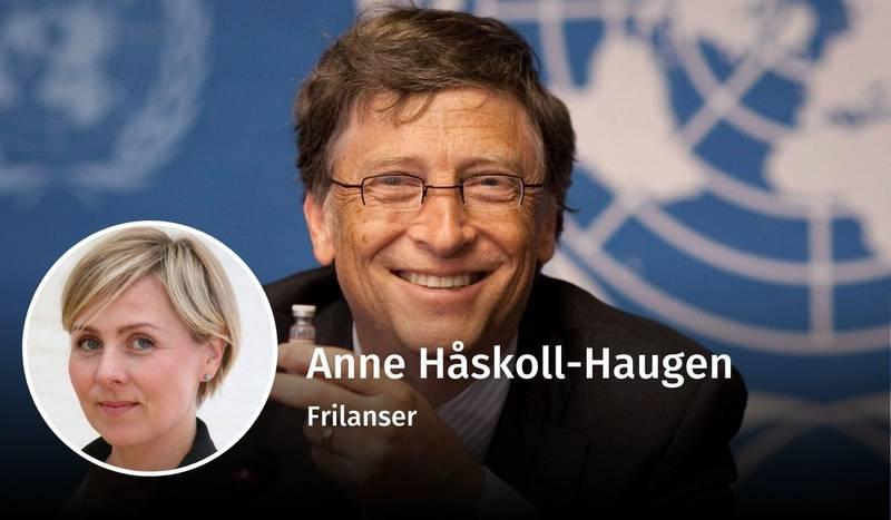 Anne Håskoll-Haugen, filantropi, debatt
