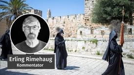 Også i Jerusalem er armenerne utsatt