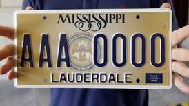 Ateister saksøker Mississippi for religiøse bilskilt