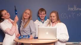 - Skolen der unge mennesker blomstrer