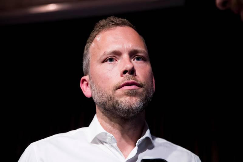 Oslo 20190808.  SV og Audun Lysbakken starter nasjonal valgkamp. Foto: Terje Pedersen / NTB scanpix