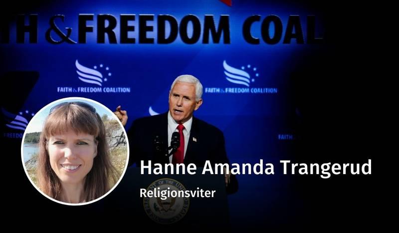 Hanne Amanda Trangerud, USA, debatt