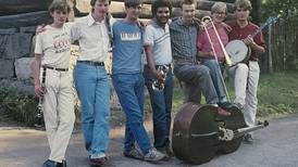 Da jeg ble bønnhørt gjennom Caledonia Jazzband