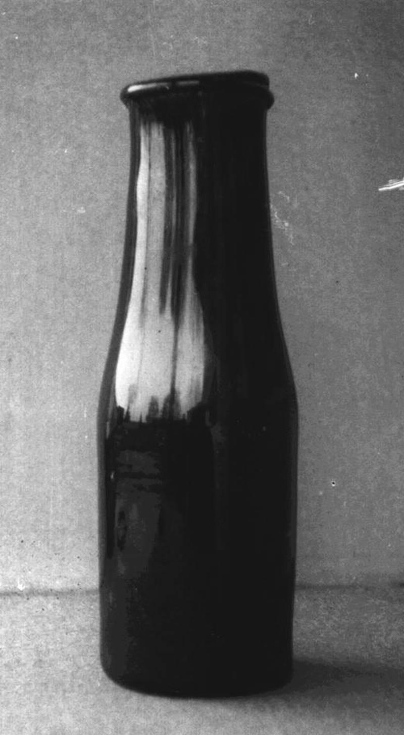Flaskene som Nicolas Appert brukte da han laget verdens første hermetikk.