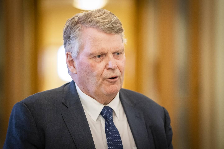 Stortingets. Ny bioteknologilov. Hans Fredrik Grøvan