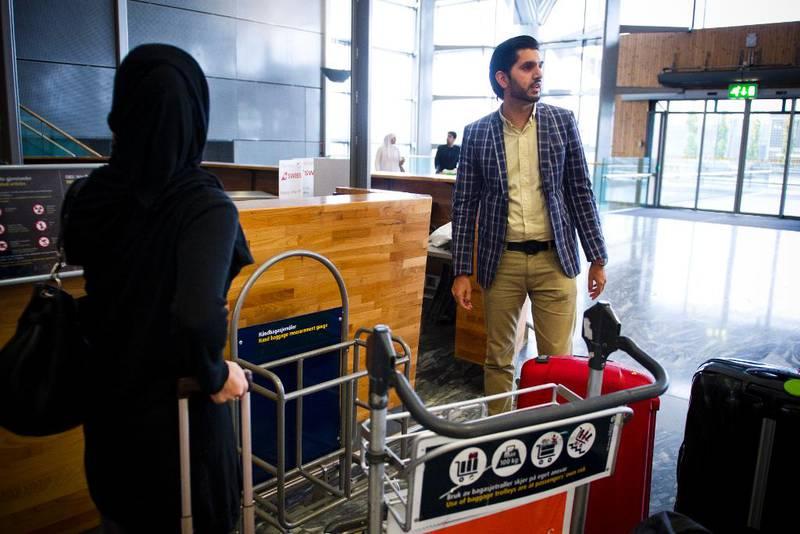 Mohammed Usman Rana da Vårt Land fulgte ham et stykke på veien mot pilegrimsreise til Mekka i 2013.