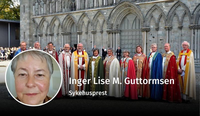 Inger Lise Myhre Guttormsen, metoo i dnk, debatt
